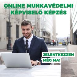 Online Munkavédelmi Képviselők Képzés