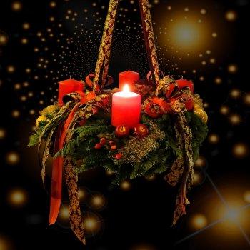 Karácsonyi tűzmegelőzés